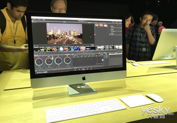 时隔两年首次更新 苹果新一代iMac正式发布