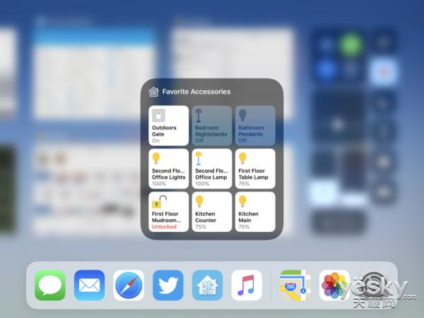 iPhone/iPad尝鲜iOS 11 海量上手截图释出