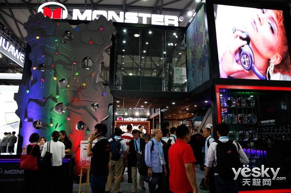 CES Asia:monster引领时尚潮流的典范