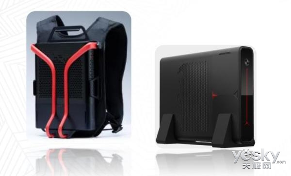 CES Asia:联想即将发布Avalon VR背包电脑