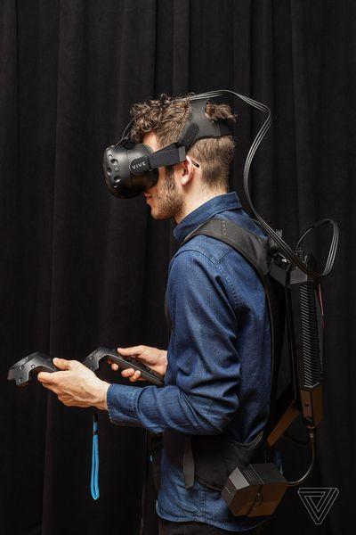 惠普Omen X Compact:重新定义VR背包式电脑