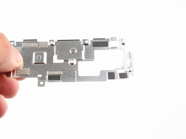 小米Max 2拆机:拆解难度不高 容易维修