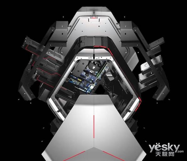 外星人Area 51发布!双平台旗舰怪兽游戏台机