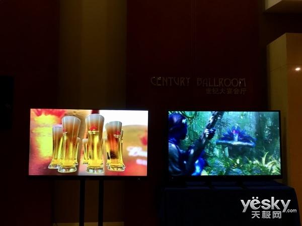走进家庭?裸眼3D标准发布会惊现裸眼3D电视