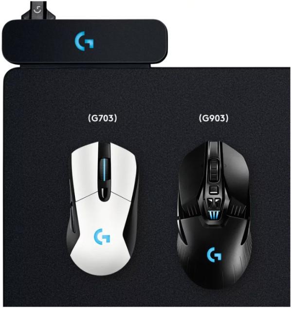 罗技新款游戏无线鼠标发布 支持无线充电