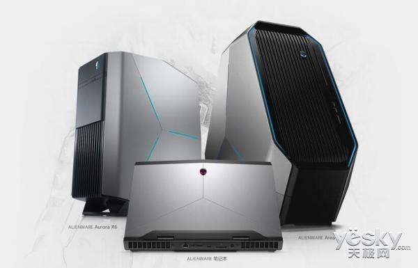 暑促购机送定制鼠标 Alienware 17机皇热销