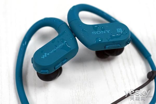 索尼可穿戴式音乐播放器WS623评测