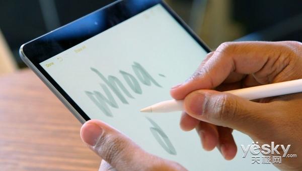 跑分23万 新款iPad Pro成最强生产力工具