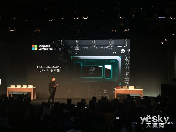 10.5��iPad Pro和Surface Pro对比:你选谁?