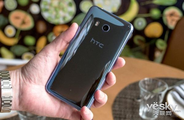 手机业务重获新生?HTC U11销量碾压HTC 10