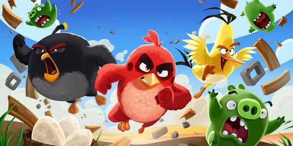 每日IT极热 腾讯或购《愤怒的小鸟》开发商
