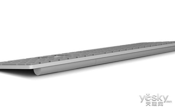 微软推指纹识别版Surface键盘 售价为885元
