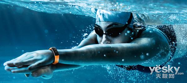 50米防水心率连续检测 荣耀手环3重磅上线