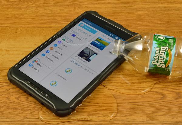 三星三防平板Galaxy Tab Active 2曝光
