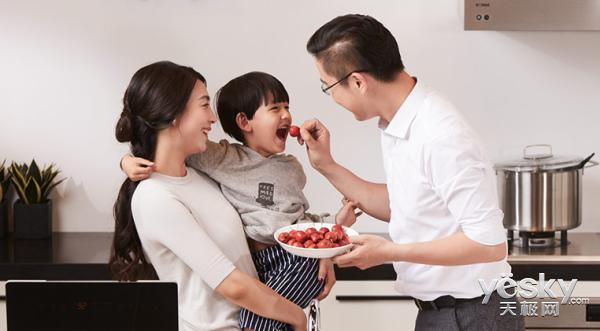 健康饮食的秘密 方太JBSD3T-Q6水槽洗碗机
