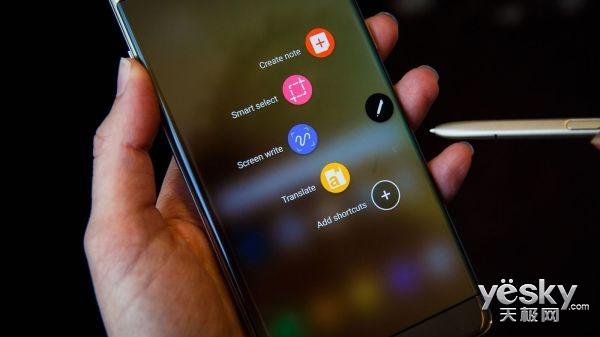 三星Note 8将于8月第三周在美国纽约发布