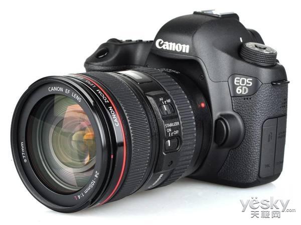 佳能EOS 6D MK II全方位曝光:或售2千美元