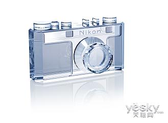 尼康与施华洛世奇合作,发布水晶相机模型以纪念尼康100周年