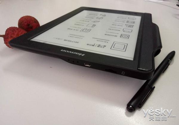 Kindle屏小、闪屏?试试汉王大屏电纸书E960