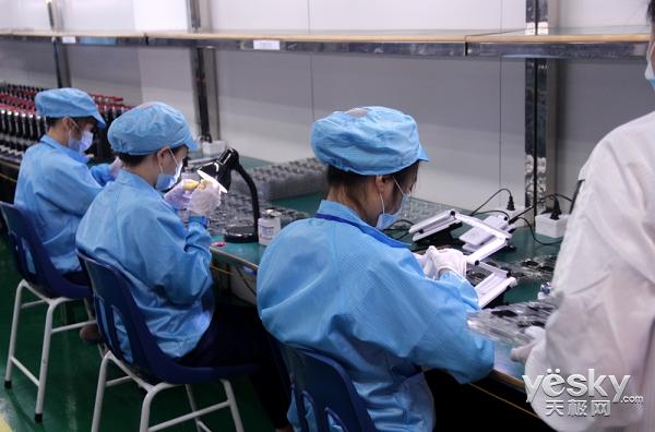 阿巴町工厂行 儿童智能手表品质体察之旅