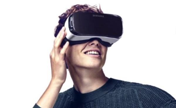 三星Gear VR眼镜或将支持识别佩戴者身份
