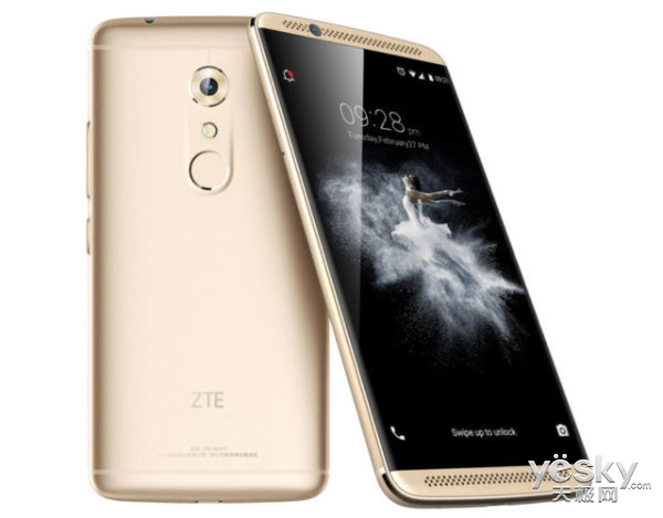 除了5G技术 中兴还将在MWC上海展示多款手机