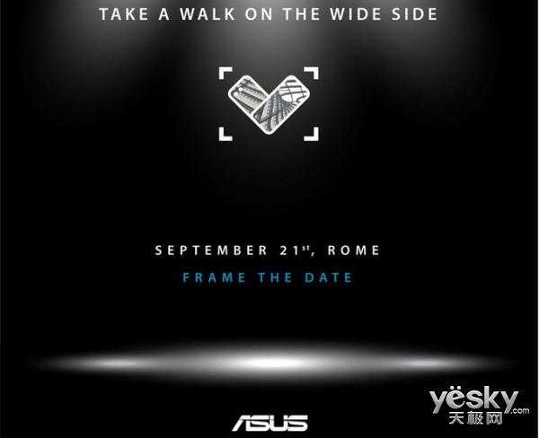 华硕ZenFone 4V于921降临欧洲:配广角镜头
