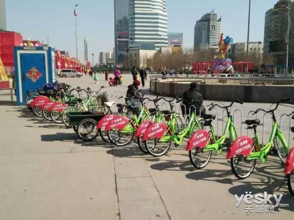 共享单车大量被盗 3Vbike上线4月宣布倒闭