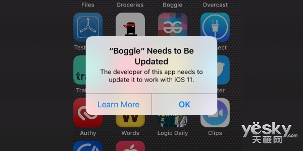 IOS11将不支持32位应用 苹果最后通牒