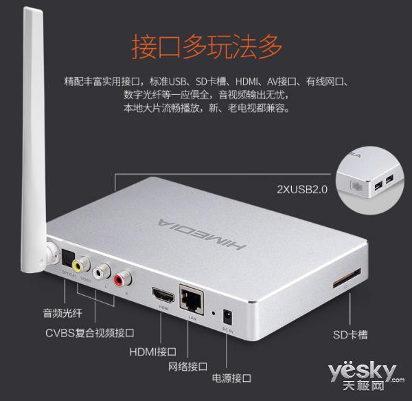4K HDR全面爆发 上半年热门播放器/盒子推荐