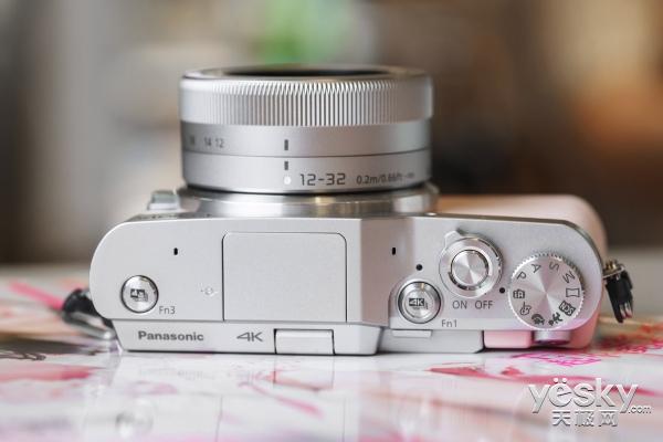 4K也能用来自拍 松下GF9无反相机评测
