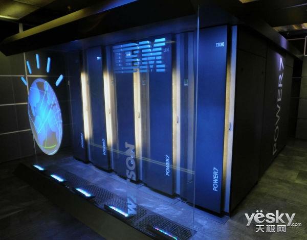 苹果收购IBM?这简直是个玩笑!