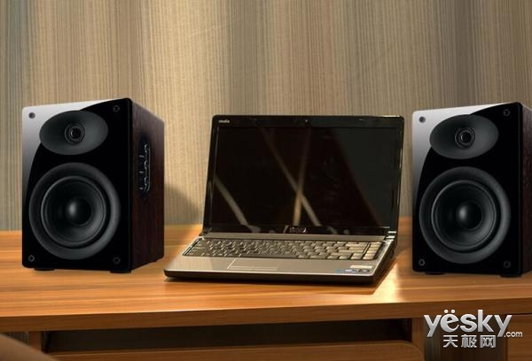 音效震撼  惠威桌面音箱 D1010 MKII热销