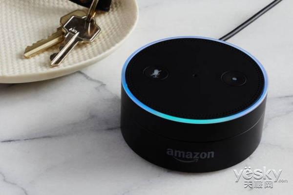 无敌:亚马逊语音助手Alexa已get1.5万项技能