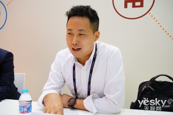 专访金雅拓林瑶:发展物联网业务势在必行