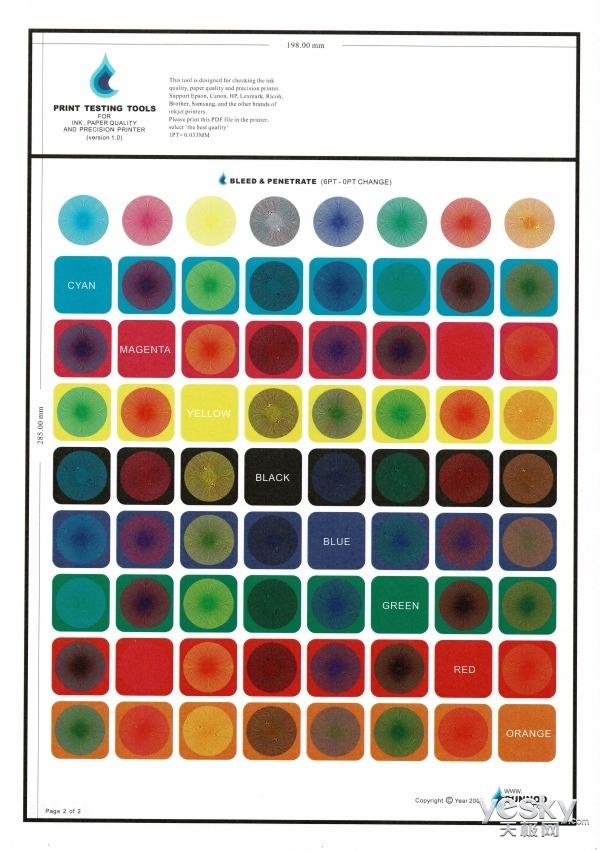 商用彩印首选 测京瓷2552ci彩色数码复合机