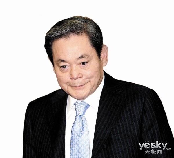 躺着赚钱:三星会长身家185亿美元 为韩首富
