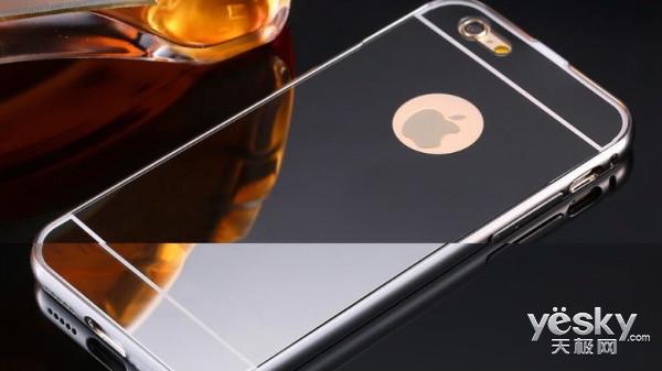 向索尼致敬?传苹果i8将新增镜黑/银镜面版