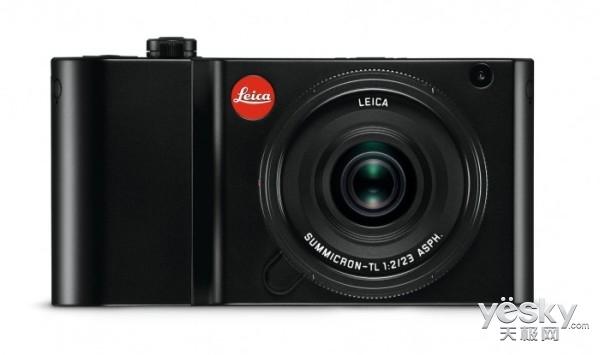 徕卡推无反相机TL2:2400万像素/4K视频录制