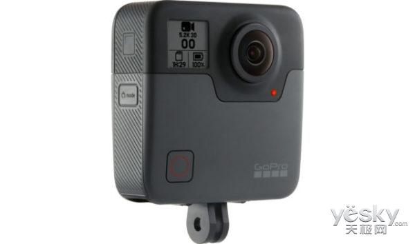 GoPro全景VR相机开测:金州勇士队成小白鼠