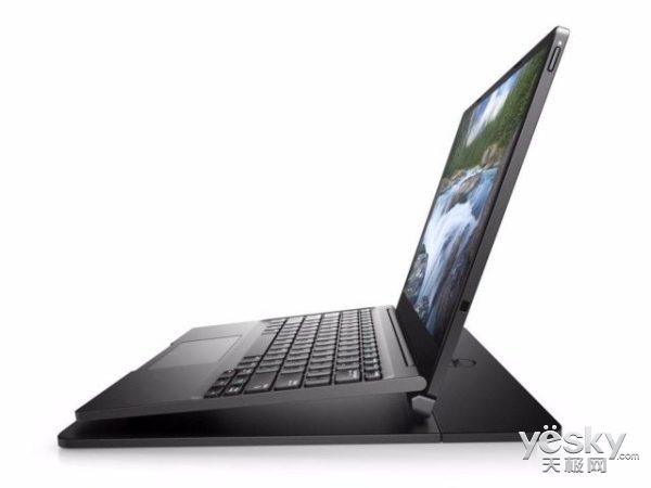 首款无线充电笔记本戴尔Latitude 7285开卖