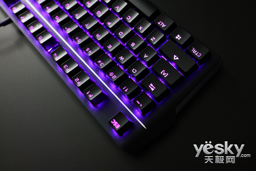 为电竞而生 HyperX Mars RGB机械键盘体验