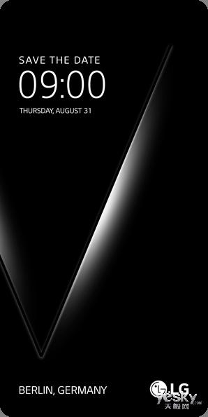 LG将在8月份推出V30手机