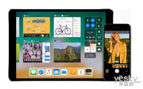 iOS 11新增直播功能 苹果也开始 尤其这次11又新增加了直播功能,简