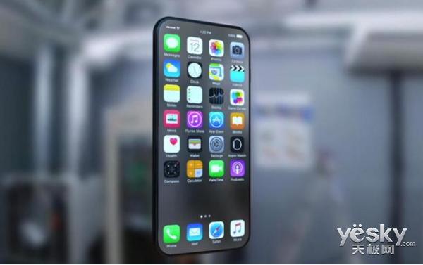 外媒:苹果计划用面部识别完全取代Touch ID
