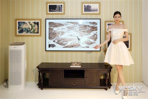 售价15999元!三星画壁电视正式在国内发售