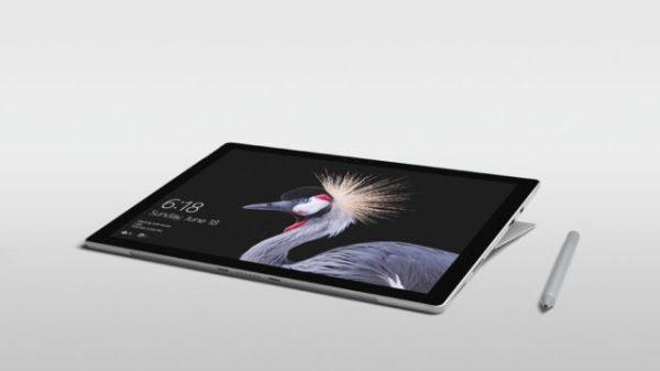 Surface Pro获固件更新 修复随机休眠问题