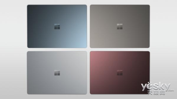 Surface Core i7版即将推出全新三种配色