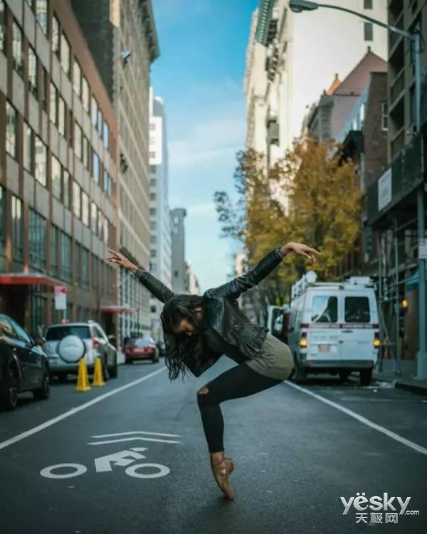 创新之举 街头摄影师Robles与富士GFX的故事
