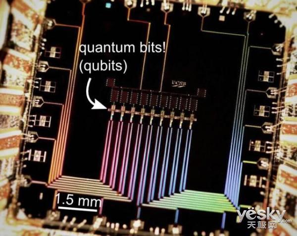 谷歌开放量子计算机 欲将其项目转变为商用